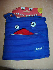 BORSA TRACOLLA MINI THE MONSTER FAMILY ALEX RB BLU  cod.6446