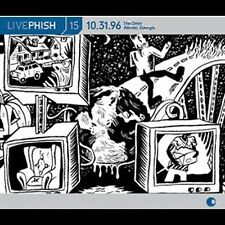 Live Phish 15: 10.31.96 - The Omni, Atlanta, Georgia
