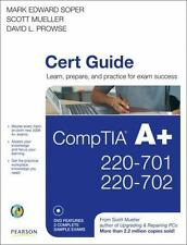 CompTIA A+ 220-701 and 220-702 Cert Guide (Exam Certification Guide)