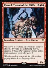 1x KAZUUL, TYRANT OF THE CLIFFS - Commander - MTG - NM - Magic the Gathering
