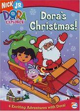 Nick Jr. DORA THE EXPLORER - Dora's Christmas! DVD  '