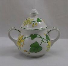 Villeroy & and Boch GERANIUM - sugar bowl with lid