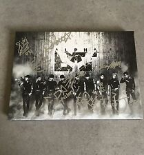 Alphabat Signed Autographed First Mini Album Attention Kpop