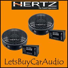 Hertz Dt24.3 De Neodimio De 80 Vatios 24mm superficie y montaje al ras Tweeters