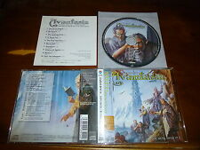 Avantasia / The Metal Opera Pt.II JAPAN Edguy Helloween Rob Rock Bob Catley *V