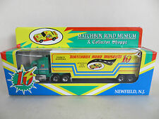 MATCHBOX CONVOY 'MATCHBOX ROAD MUSEUM - NEW JESRSEY - Ford Aeromax Truck RARE.