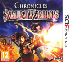 Samurai Warriors 3D Nintendo 3DS IT IMPORT KOEI GAMES