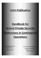 Joint Publication: Handbook for Armed Private Security Contractors in...