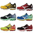 Mizuno Wave Rider 18 2E Wide Mens Running Shoes Sneakers Trainers Runner Pick 1