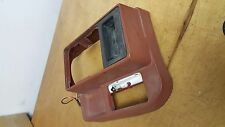 "Jeep Comanche MJ Cherokee XJ 84-96 Interior Red Mini 10"" Center Console"