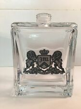Rare Juicy Couture Perfume FACTICE Store Display Dummy All Glass Bottle