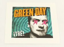 GREEN DAY TRE ALBUM COVER COLLECTIBLE PRINTS CARDBOARD POSTERS