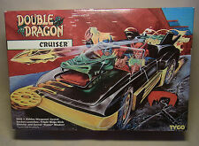 Vintage 90s Action Vehicle Tyco DOUBLE DRAGON CRUISER OVP 1993