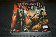 Witchaven I & II Bundle Big Retail Box PC Game 1996 Complete New Opened Box RARE