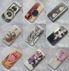 Various Beautiful  Pattern Hard Case  For HTC Desire 526G+
