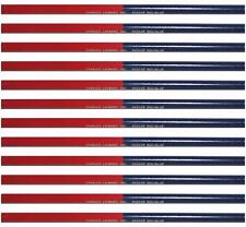 Checking Correcting Grading Pencil - RED/BLUE - 12PC