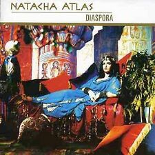 Diaspora by Natacha Atlas CD record club edition mint Peter Gabriel Jah Wobble