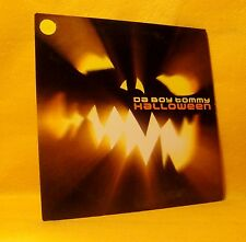 Cardsleeve single CD Da Boy Tommy Halloween 2TR 1999 Jumpstyle