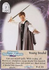 Spellfire - Artifacts Chase #08 - ARc/08 - Young Strahd - D&D