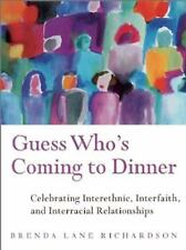 Guess Who's Coming to Dinner by Brenda Lane Richardson (2000 Paperback) AA388