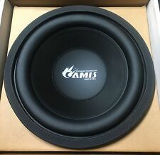 """NEW Old School Camis DVC Competition 12"""" Subwoofer,Rare,NOS,USA Made"""
