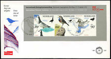 Netherlands 1994 Fepapost Stamp Exhibition Birds M/S FDC First Day Cover #C28067