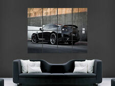 NISSAN GTR CAR ART WALL POSTER  PICTURE PRINT LARGE HUGE