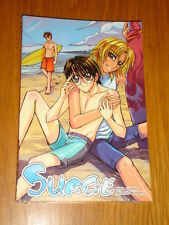 SURGE YAOI PRESS MATURE MANGA KYLE GREEN STUDIO KOSARU GRAPHIC NOVEL