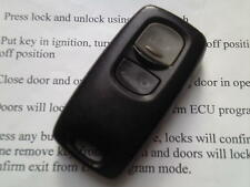GENUINE MAZDA 2 3 6 323 626 MPV ETC (G8D-320A-A) 2 BUTTON REMOTE ALARM KEY FOB
