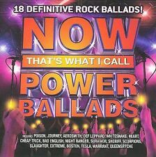 Now That's What I Call Power Ballads [1] by Various Artists (CD, Mar-2009,...