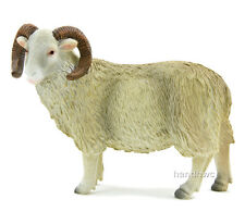 Mojo Fun 387097 Ram Sheep - Realistic Farm Animal Toy Replica - NIP