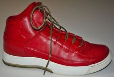 Nike Men's Air Jordan Formula Red/Sail 2010 Basketball Shoes 41468-601 Sz 8 EUC