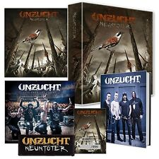 Unzucht - Neuntöter (Limited edition) - 3CD Box Set (Lord Of The Lost)