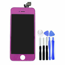 New Purple LCD Touch Screen Display Digitizer Replacement for iPhone 5 + Tools