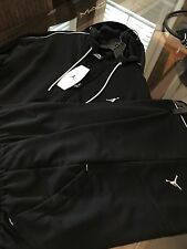 AIR JORDAN  HOODY JACKET XL PANT LARGE NWT BLACK