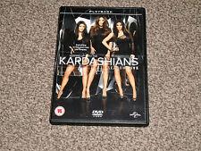 KEEPING UP WITH THE KARDASHIANS : SEASON FIVE ( 5 ) DVD SET VGC (FREE UK P&P)
