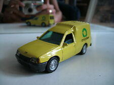 """AHC Opel Kadett Combo """"Citycourier"""" in Yellow on 1:43"""
