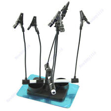 Hot Hobby Airbrush Paint Booth Hold Parts Model Holder Spray Gun Stand