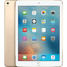 Deal 14: Apple iPad Pro 9.7 128GB 12MP 5MP WiFi & Cellular 4G LTE Gold