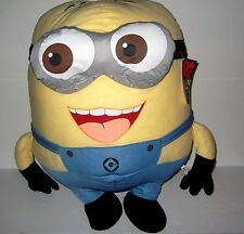 "Huge Plush Despicable Me 2 huge medium GIANT 24""  TALL RARER Minion w/ TAG"
