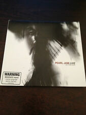 PEARL JAM LIVE ON TEN LEGS CD NEW
