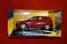 VOLKSWAGEN GOLF GTI 1:24 CARARAMA. NEW IN BOX.