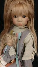 Miri and Club Kleine By Annette Himstedt Doll Vinyl Limited Edition 2002 Used