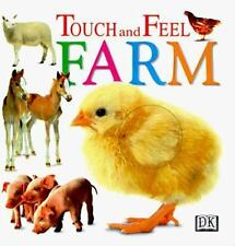 Touch and Feel: Farm-ExLibrary