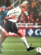 Soccer Superstars Annual A4 football picture Tottenham Hotspur STEFFAN IVERSEN
