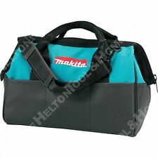 """Makita 14"""" Compact Tool Bag with Shoulder Strap Holds Impact Drill Wrench New"""