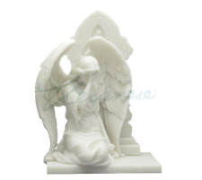 Weeping Angel Covering Face Statue Christian Sculpture Figurine HOME DECOR