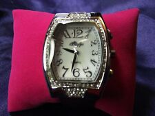 Woman's Bilyfer Watch with Genuine Leather Band **Nice** B36-172
