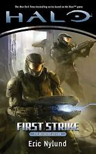 Halo: First Strike 3 by Eric Nylund (2012, Paperback)