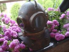 Rare Original russian Soviet 3-bolt Diving Helmet made in USSR1977